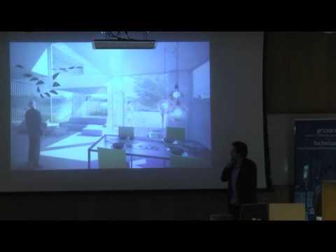JAKOB LANGE - Architect Bjarke Ingels Group - Technion lecture