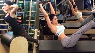 Download Video Kriti Sanon HOT Workout FULL Video MP3 3GP MP4