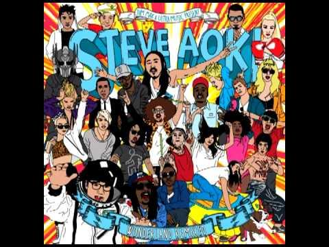 Steve Aoki - Ooh feat. Rob Roy (Mustard Pimp Remix)
