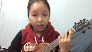 Mùa xa nhau ukulele cover
