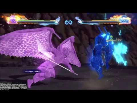 PlayStation®4 Sasuke susanoo vs Madara susanoo