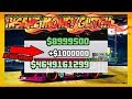Triple ur Money - GTA 5 Money Glitch *Get 600Million FAST* UNLIMITED SOLO Money Glitch 1.46