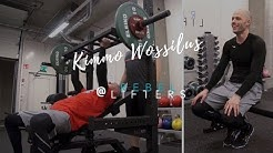 Rebel Lifters fysiikkavalmennus: Kimmo Wossilus, amerikkalainen jalkapallo