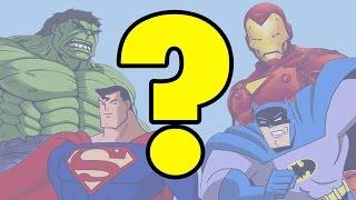 Hangi Süper Kahramansın? - Kişilik Testi