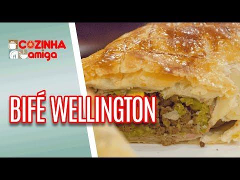 Bife Wellington de Carne Moída e Chilli - Raquel Novais | Cozinha Amiga (02/07/18)