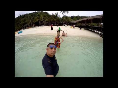 The Beauty of Pulau Rawa / Rawa Island