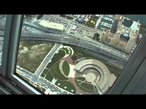 C.N. Tower & Skydome Vacation Travel Video Guide