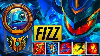 Fizz Montage 5 - Best Fizz Plays | League Of Legends Mid