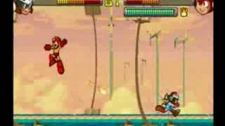 Rockman: The Power Battle Fighters, Versus Mode