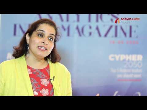 ANSHU SHARMA RAJA, Managing Director, Retail Banking Technology At Standard Chartered Bank