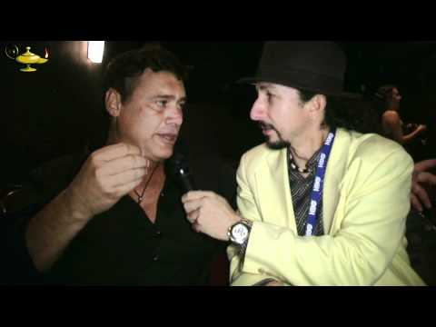 Aladino @ NYCIFF with Steven Bauer