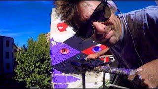 GoPro: Iker Muro Graffiti Artist