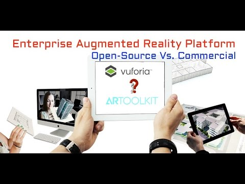 AR SDK: Vuforia/Wikitude OR Open Source (ARToolkit)?