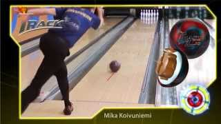 Bowling Ball Motion Shown as Math Equations