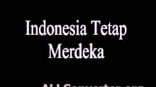 Indonesia Tetap Merdeka (sdn2jatisaba.blogspot.com)