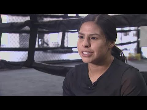 Pro boxer Marlen Esparza to fight three months after giving birth