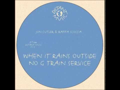 Jon Cutler & Raffa Scoccia - When It Rains Outside (Distant Music)