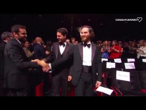Ovation pour les frères Safdie et Robert Pattinson - Festival de Cannes 2017