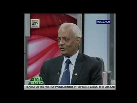 Defence Procurement & Make in India Programme - Dr. W. Selvamurthy (Lok Sabha TV - 23rd Feb 2017)