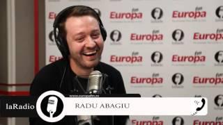 Alexandru Abagiu - La Radio cu Andreea Esca