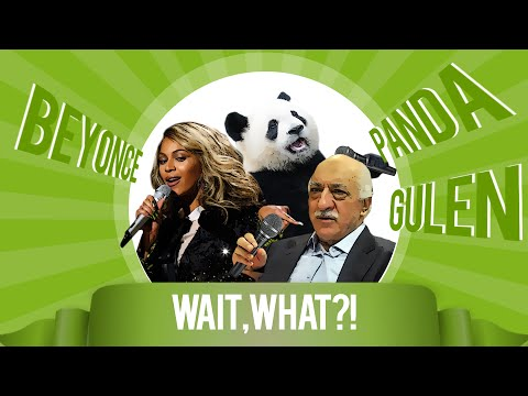 Who's this Gulen Guy? This is the only video you need. Featuring Beyoncé and Pandas!