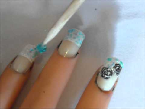 Zodiac Series 3 Pisces Nail Art Tutorial