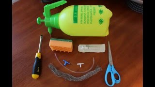 Пеногенератор своими руками за 2$ №2 | DIY foamer by 2$ №2