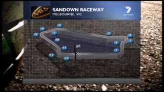 Sandown Raceway - Track Introduction
