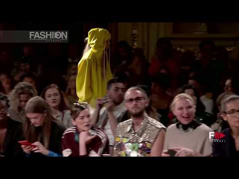THE SWEDISH SCHOOL OF TEXTILES Spring Summer 2018 Stockholm - Fashion Channel