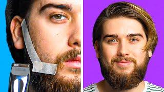 居家剪髮|| 29個男女通用的髮型小技巧
