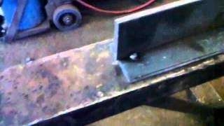 Welding at SA truck bodies (BFN)