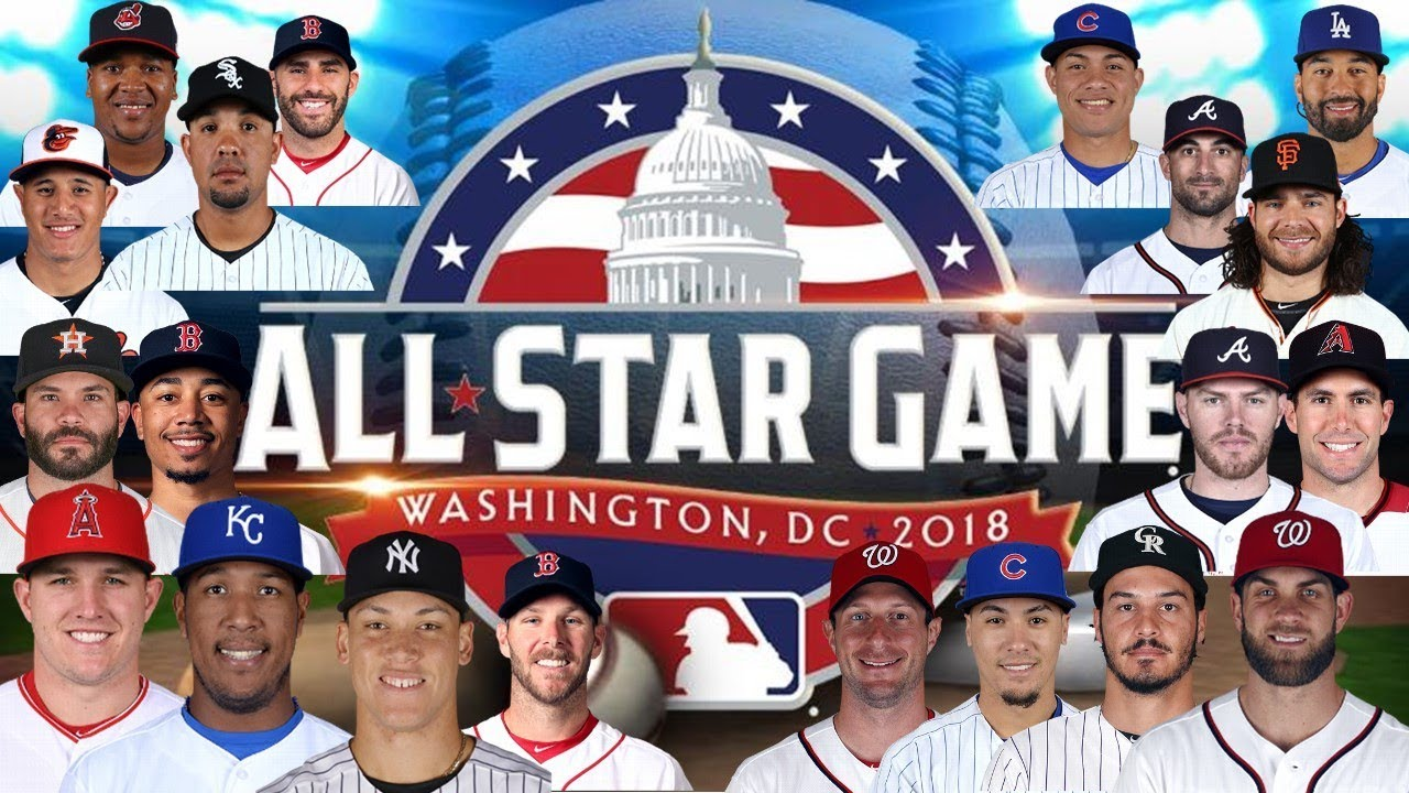 MLB All-Star Game 2018: Start Time, Roster Breakdown of ...