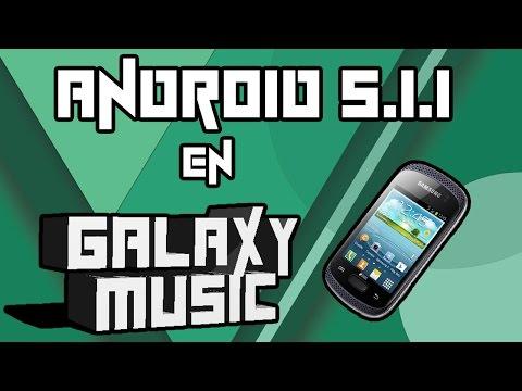 ACTUALIZAR GALAXY MUSIC A ANDROID 5.1.1 | CYANOGENMOD 12.1 | FUNCIONANDO