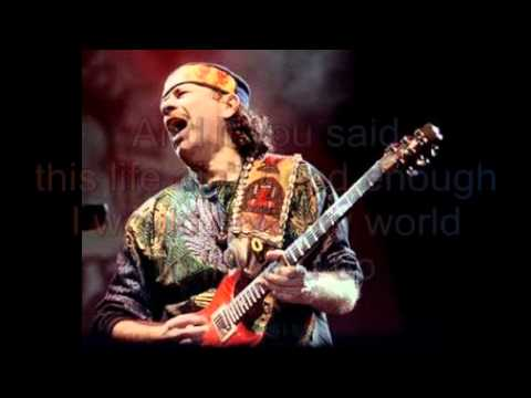 Santana feat. Rob Thomas - Smooth with lyrics