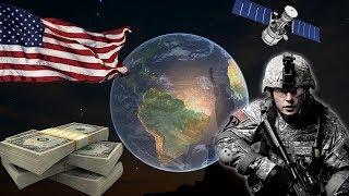 Amerika Vs Dunya - ABD Ne Kadar Güçlü Ve Büyük Bir Ülke