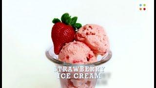 Health Challenge | Strawberry Ice Cream Recipe | Episode 9 | Segment 3 | Quick & Easy Recipes