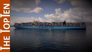The Top Ten List of World's Longest Ships