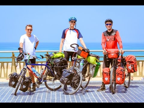 Cycling Across the Spanish Border into France - EP. #108