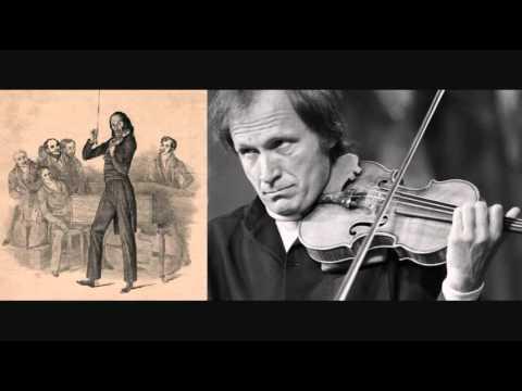 Gitlis plays Paganini - Violin Concerto No. 2 in B minor, Op. 7
