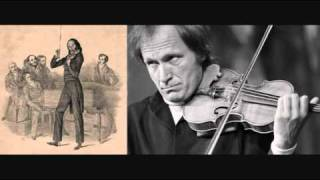 "Gitlis plays Paganini - Violin Concerto No. 2 in B minor, Op. 7 ""La campanella"" (1826)"