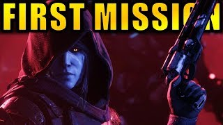 Destiny 2: FIRST FORSAKEN MISSION! - Full Gameplay!