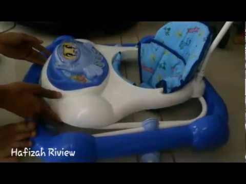 Cara Memasang Baby Walker Plus Fiturnya (Harga baby walker Family)