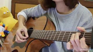 THƯƠNG NHAU NHÉ | Thùy Chi ft. Đức Phúc | guitar cover by Thuận