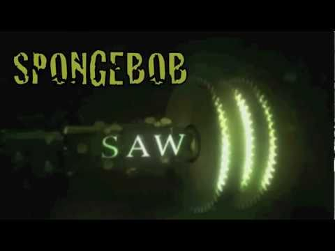 spongebob saw 3 trailer