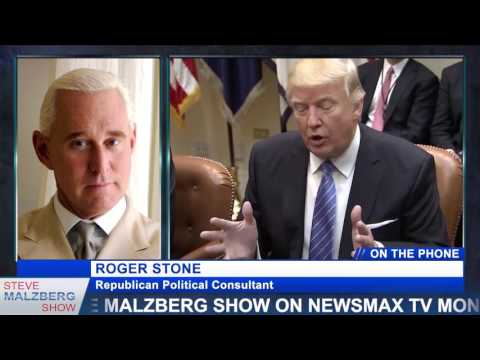Malzberg   Roger Stone: Priebus ousted Flynn, wants Miller & Bannon to go next.