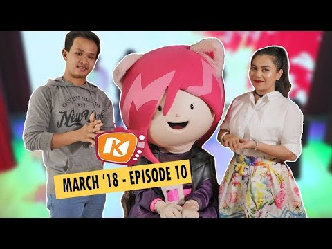 Be A Star Talent Contest & Fashion modelling with Chika! (KZTV EP10)