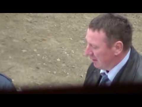Прокурор г.Артема Приморского края Вислобоков С.В Вымогает деньги.Скрытая камера