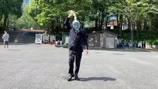 【裏技】マスクをしたまま麦茶をスマートに飲む方法