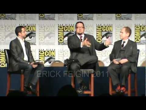 Penn & Teller Panel at San Diego Comic Con 2011