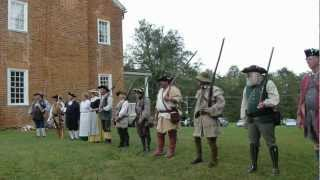 Overmountain Men at Quaker Meadows
